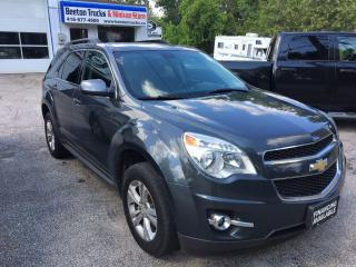 Used 2011 Chevrolet Equinox 1LT for sale in Beeton, ON