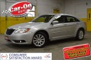Used 2011 Chrysler 200 TOURING HEATED SEATS REMOTE STARTER 79,000 Km for sale in Ottawa, ON