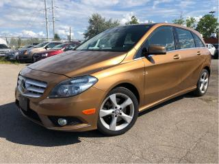 Used 2013 Mercedes-Benz B-Class B250 Sport Touring | Nav | Leather | Michelin Tire for sale in St Catharines, ON