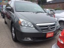 Used 2007 Honda Odyssey Touring Low KM 122K w/Nav Bk-Up Cam Bluetooth MINT for sale in Scarborough, ON