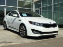 Used 2013 Kia Optima SX/NAV/HEATED AND COOLED SEATS/BACK UP MONITOR for sale in Edmonton, AB