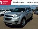 Used 2011 Chevrolet Equinox LEATHER, SUNROOF, HEATED SEATS!! for sale in Edmonton, AB