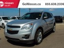 Used 2012 Chevrolet Equinox LS All-wheel Drive Sport Utility for sale in Edmonton, AB