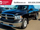 Used 2013 Dodge Ram 1500 ST 4x2 Quad Cab 140 in. WB for sale in Edmonton, AB