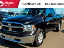 Used 2013 Dodge Ram 1500 ST 4x2 Quad Cab 140 in. WB for sale in Edmonton, AB