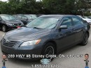 Used 2007 Toyota Camry LE...HIGH QUALITY VEHICLE ON A BUDGET!!! for sale in Stoney Creek, ON