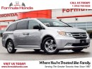 Used 2013 Honda Odyssey TOURING | TOP OF LINE | NAVIGATION - FORMULA HONDA for sale in Scarborough, ON