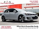 Used 2015 Volkswagen Golf GTI AUTOBAHN | ONE OWNER | ACCIDENT FREE! - FORMULA HO for sale in Scarborough, ON
