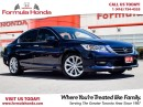 Used 2015 Honda Accord Sedan TOURING | TOP OF LINE | NAVIGATION - FORMULA HONDA for sale in Scarborough, ON