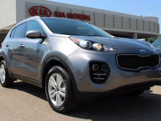 Used 2017 Kia Sportage LX, HEATED SEATS, BACKUP CAM, BLUETOOTH, AUX/USB for sale in Edmonton, AB
