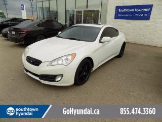 Used 2011 Hyundai Genesis Coupe 2.0T Premium for sale in Edmonton, AB