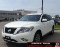 Used 2014 Nissan Pathfinder S 4X2 |1.9% Fin|One Owner| for sale in Scarborough, ON