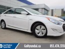 Used 2013 Hyundai Sonata Hybrid HYBRID HEATED SEATS BLUETOOTH for sale in Edmonton, AB