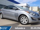 Used 2016 Hyundai Elantra GL Heated Seats Auto for sale in Edmonton, AB
