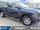 Used 2015 Dodge Ram 1500 LEATHER HEATED SEATS/STEERING HEMI for sale in Edmonton, AB