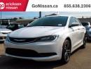 Used 2015 Chrysler 200 LX 4dr Front-wheel Drive Sedan for sale in Edmonton, AB