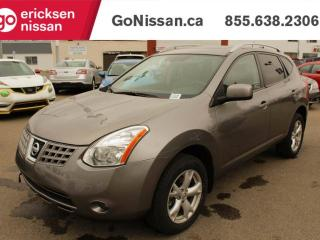 Used 2009 Nissan Rogue SL - LEATHER, HEATED SEATS, SUNROOF, AWD!! for sale in Edmonton, AB