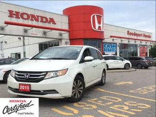 Used 2015 Honda Odyssey EX, leather interior, beautiful for sale in Scarborough, ON