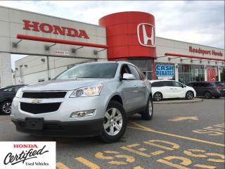 Used 2012 Chevrolet Traverse 1LT, , great shape only 79499 kms for sale in Scarborough, ON