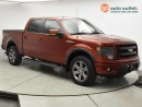 Used 2014 Ford F-150 FX4 4x4 SuperCrew Cab 5.5 ft. box 145 in. WB for sale in Edmonton, AB