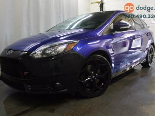 Used 2014 Ford Focus ST ST HATCHBACK / HEATED FRONT SEATS for sale in Edmonton, AB