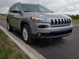 Used 2017 Jeep Cherokee North 4x4 / Rear Back Up Camera / Heated Front Seats & Steering Wheel for sale in Edmonton, AB