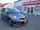 Used 2012 Honda Fit Sport 4dr Hatchback for sale in Brantford, ON
