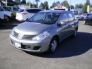 Used 2009 Nissan Versa Sedan 1.6 S, automatic, a/c, for sale in Surrey, BC