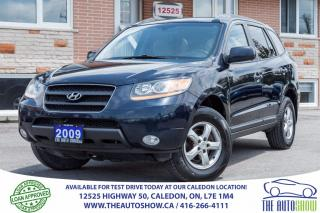 Used 2009 Hyundai Santa Fe GL | NO ACCIDENT | ONE OWNER for sale in Caledon, ON