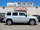 Used 2010 Jeep Patriot WE APPROVE ALL CREDIT for sale in Mississauga, ON