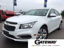 Used 2015 Chevrolet Cruze 1LT,BLUE TOOTH,REAR CAMERA,REMTE START for sale in Brampton, ON