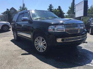 Used 2010 Lincoln Navigator ULTIMATE for sale in Surrey, BC