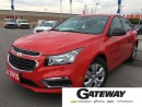 Used 2015 Chevrolet Cruze LS 2LS for sale in Brampton, ON