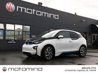 Used 2014 BMW i3 Range Extender for sale in Coquitlam, BC