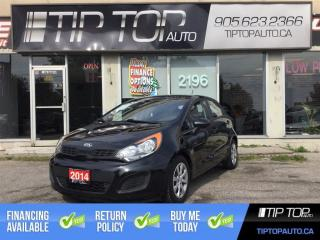 Used 2014 Kia Rio LX+ ECO ** Bluetooth, Heated Seats, Automatic ** for sale in Bowmanville, ON