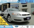 Used 2009 Chevrolet Impala LS | DUAL CLIMATE | V6 3.5L | for sale in Brantford, ON