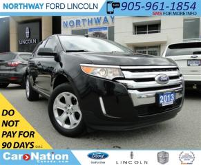 Used 2013 Ford Edge SEL | REAR CAM | NAV | LEATHER | PANO ROOF | for sale in Brantford, ON