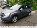 Used 2012 Chevrolet Orlando NO ACCIDENTS | LOW KMS for sale in Kitchener, ON