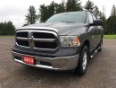 Used 2013 Dodge Ram 1500 SXT - Touchscreen Radio - Handsfree - 4x4 for sale in Norwood, ON