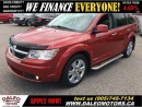Used 2010 Dodge Journey R/T AWD 7 SEATER V6 DVD LEATHER for sale in Hamilton, ON