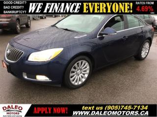 Used 2012 Buick Regal 1SL | SUNROOF | HEATED SEATS | REMOTE START for sale in Hamilton, ON