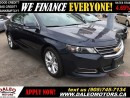 Used 2015 Chevrolet Impala LT 1LT | POWER DRIVERS SEAT | 2.5 L - 4 CYL for sale in Hamilton, ON