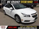 Used 2012 Chevrolet Cruze LT Turbo | 1.4 L - ECONOMICAL | SAVE ON FUEL for sale in Hamilton, ON