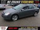 Used 2008 Chevrolet Malibu 1LT for sale in Hamilton, ON