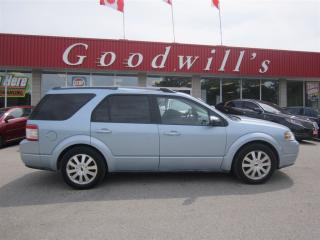 Used 2008 Ford Taurus X LIMITED! SUNROOF! 6 PASSENGER! for sale in Aylmer, ON