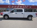 Used 2015 Ford F-150 XLT! CREW! TOW PACKAGE! BLUETOOTH! for sale in Aylmer, ON