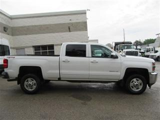 Used 2016 Chevrolet Silverado 2500HD 4X4 Gas Shortbox for sale in Richmond Hill, ON