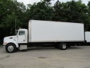 Used 2011 PETERBILT 337 Diesel 26ft Aluminum box with tailgate lift for sale in Richmond Hill, ON