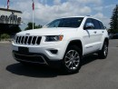 Used 2016 Jeep Grand Cherokee Company Vehicle - Limited - Leather - BIG Screen R for sale in Belleville, ON