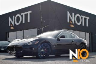 Used 2008 Maserati GranTurismo 4.2L V8*405 hp*Navigation for sale in Winnipeg, MB